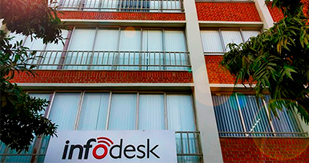 InfoDesk India Office